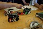 【マイクロマウス技術講習会が開催されました】:画像