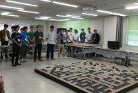 【マイクロマウス北信越大会へ参加してきました】:画像