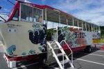 【水陸両用バスに乗ってきました!】:画像