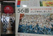 【紅白歌合戦 と けん玉デコ体験】:画像