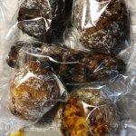 【自家製天然酵母パン】:画像