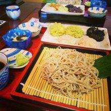 伊佐沢のお蕎麦屋さん:画像