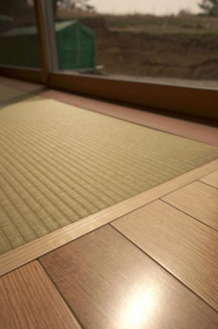 無垢の床材:画像