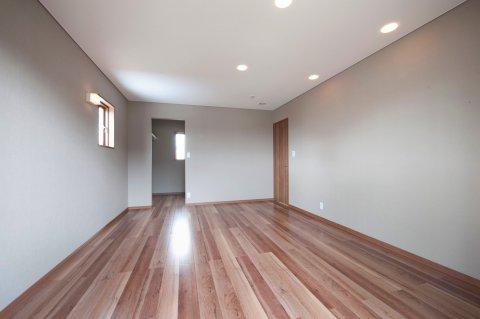 フレキシブルな2階スペース:画像