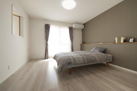 ベッドルーム:画像