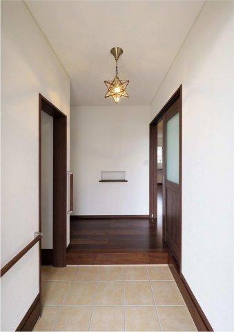 玄関ホール:画像