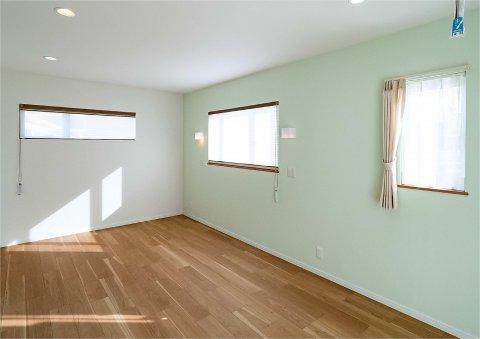 主寝室:画像