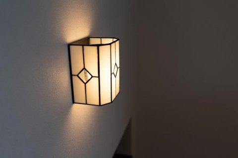 階段 ブラケット照明:画像