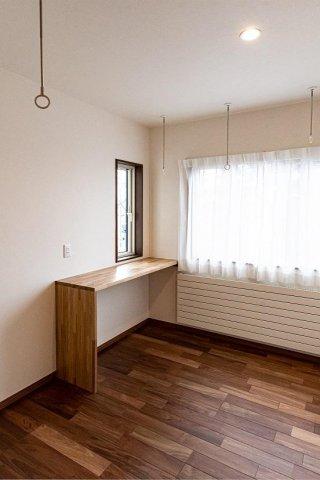 室内物干しスペース:画像