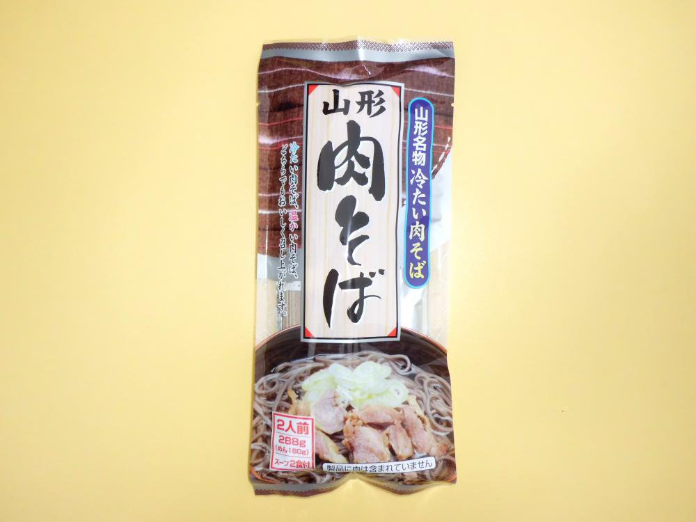 肉そば:画像