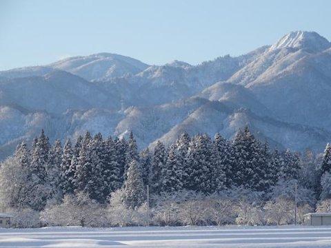 雪が止んで:画像