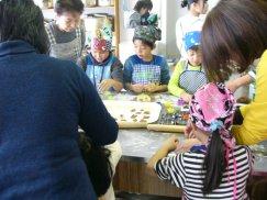 寒河江市ボランティアサークル「チェリーズ」の「チェリーズお菓子作り教室」:画像