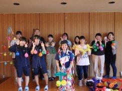 SAKEKKOの「夏休みフェスタ in さけがわ」(夏の体験ボランティア):画像