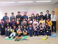 村山教育事務所の「第2回地域青少年ボランティア活動セミナー」:画像