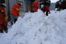 那須建設(株)様 除雪ボランティアありがとうございました!:画像
