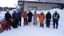 長井市建設業除雪ボランティア協議会様 2回目の活動ありがとう..:画像