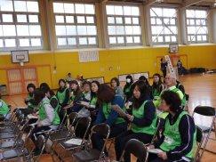 「災害ボランティアセンター運営訓練」を行いました:画像