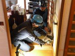 米沢電気工事協同組合青年部会様の高齢者宅電気保守無償点検活動:画像