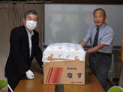 【山形県退職公務員連盟西置賜支部】様 ご寄付ありがとうございました!:画像