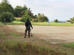『燦燦会』さん 草刈りボランティアありがとうございました:画像