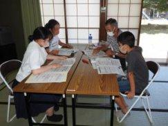 「サマーボランティアスクール2021」でボランティア体験を行いました!!:画像