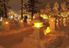 H24準グランプリ雪灯篭まつり部門 高橋信弘様:画像