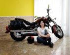 山形 オートバイ写真撮影:画像