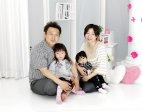 山形 家族写真 当館スタジオ:画像