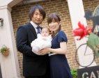 山形 お宮参り写真 赤ちゃん写真 子供写真館:画像