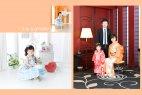 山形七五三写真撮影 家族写真 山形県子供写真スタジオ:画像