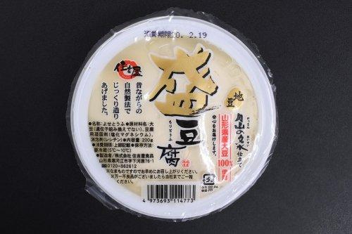 盛豆腐 (もりとうふ):画像