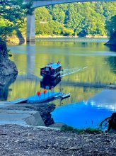 2021年 ながい百秋湖遊覧船:画像