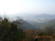 駒ケ岳峰からの眺め:画像