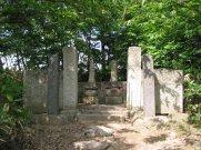 伊達家の史跡  伊達家9代儀山政宗夫妻の墓所:画像