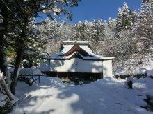 初詣は学問の神様「亀岡文殊」へぜひお越しください:画像