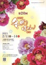 [開催いたします]第20回まほろば冬咲きぼたんまつり (2月11日〜14日):画像
