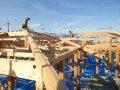 【福島市渡利・I邸/伊礼智設計室】 幾何学模様のような屋根:画像