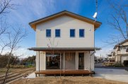 【PHOTO gallery】 郡山市田村町・ドミノS邸 「外観」:画像