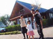 豊かなご近所づきあいで、伸び伸び子育て 菅野さん(伊達市):画像