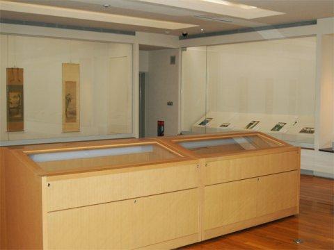 展示室(1階/2階):画像