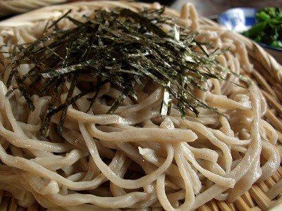 東北・北海道地方で唯一、将軍家に献上したお蕎麦・・・:画像
