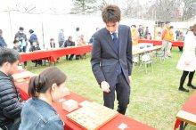 【百面指し 募集開始!】 プロ棋士と対局してみませんか?:画像