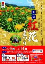 ☆第32回 おくの細道 天童紅花まつり☆:画像
