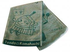こま八ロングタオル 500円:画像
