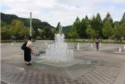 【道の駅・もり〜な天童】わくわくランド噴水休止のお知らせ:画像