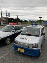 豊田地区【青色防犯パトロール活動】行いました。:画像