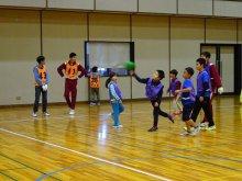 『豊田サンビレチーム』が長井市子ども会交流ドッジボール大会に..:画像
