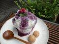 桜舎特製かき氷。:画像