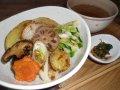 焼き野菜玄米丼:画像