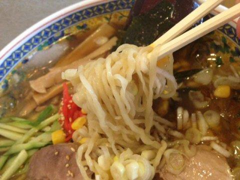 ちぢれ麺:画像